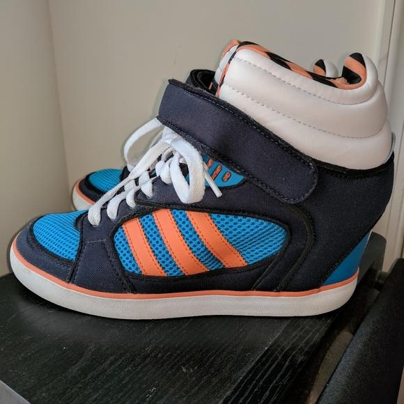 Adidas zapatos amberlight up W cielo Hola poshmark